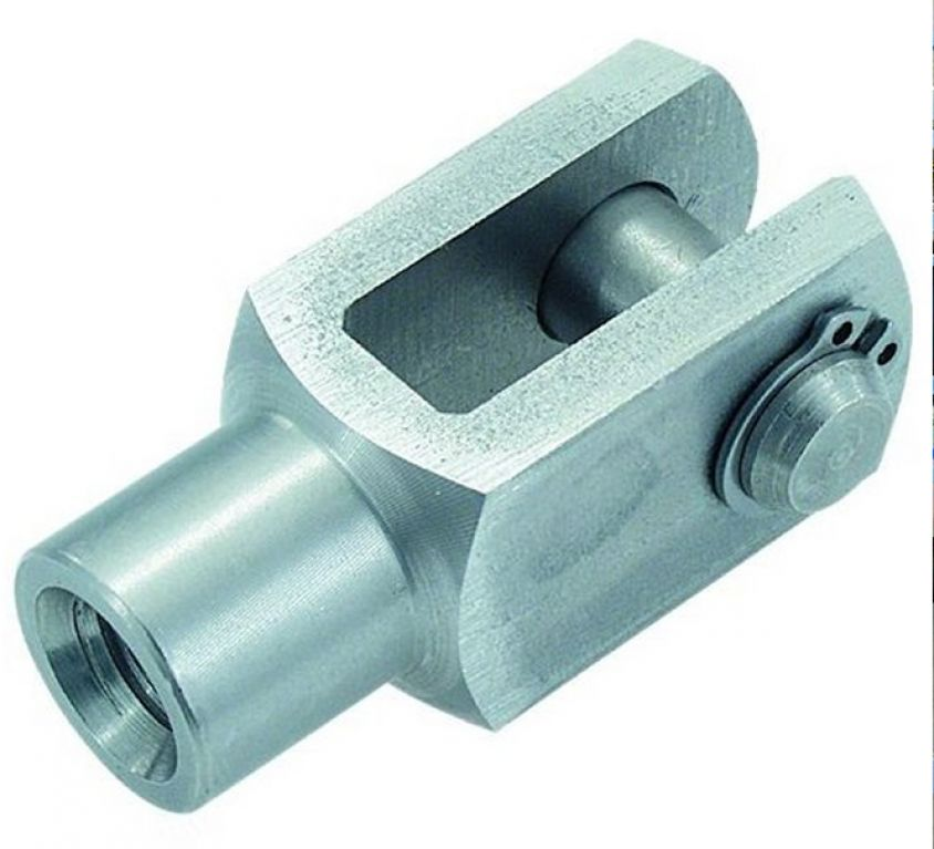 CLEVIS FOR PRODUCTION LINE OF DAIRY BRAND