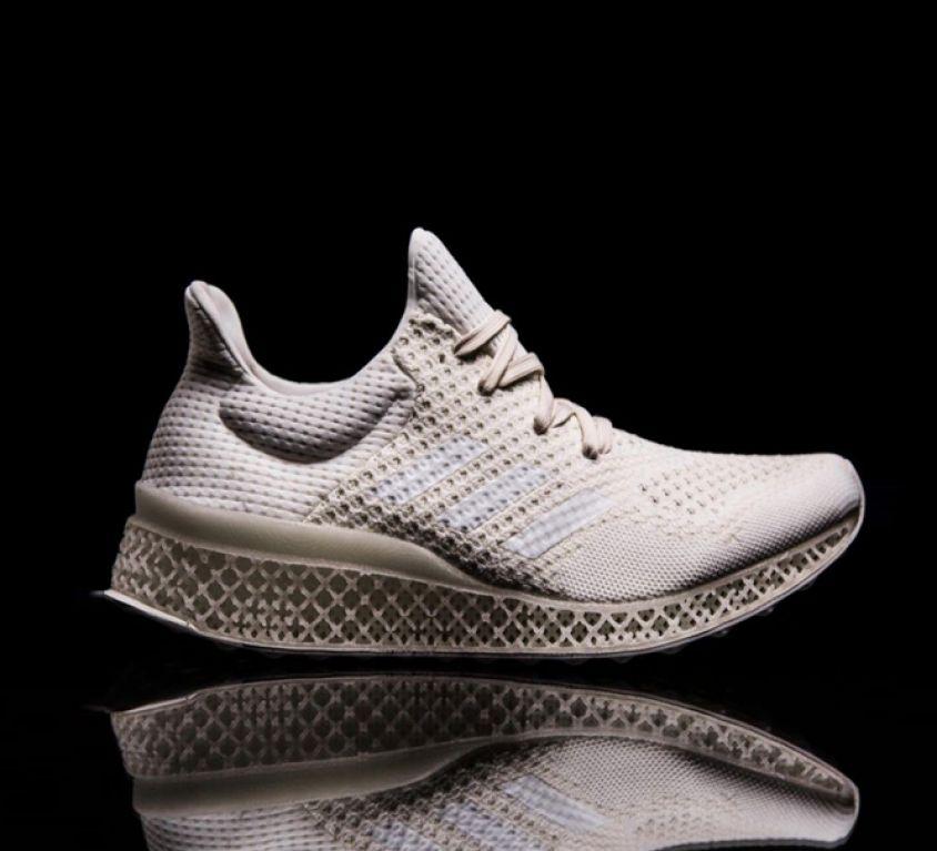 Multifunctional materials for 3D printed customizable footwear